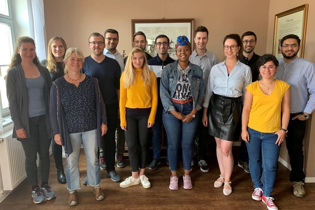 Scientific Writing, Machern, 10.-11.07.2019