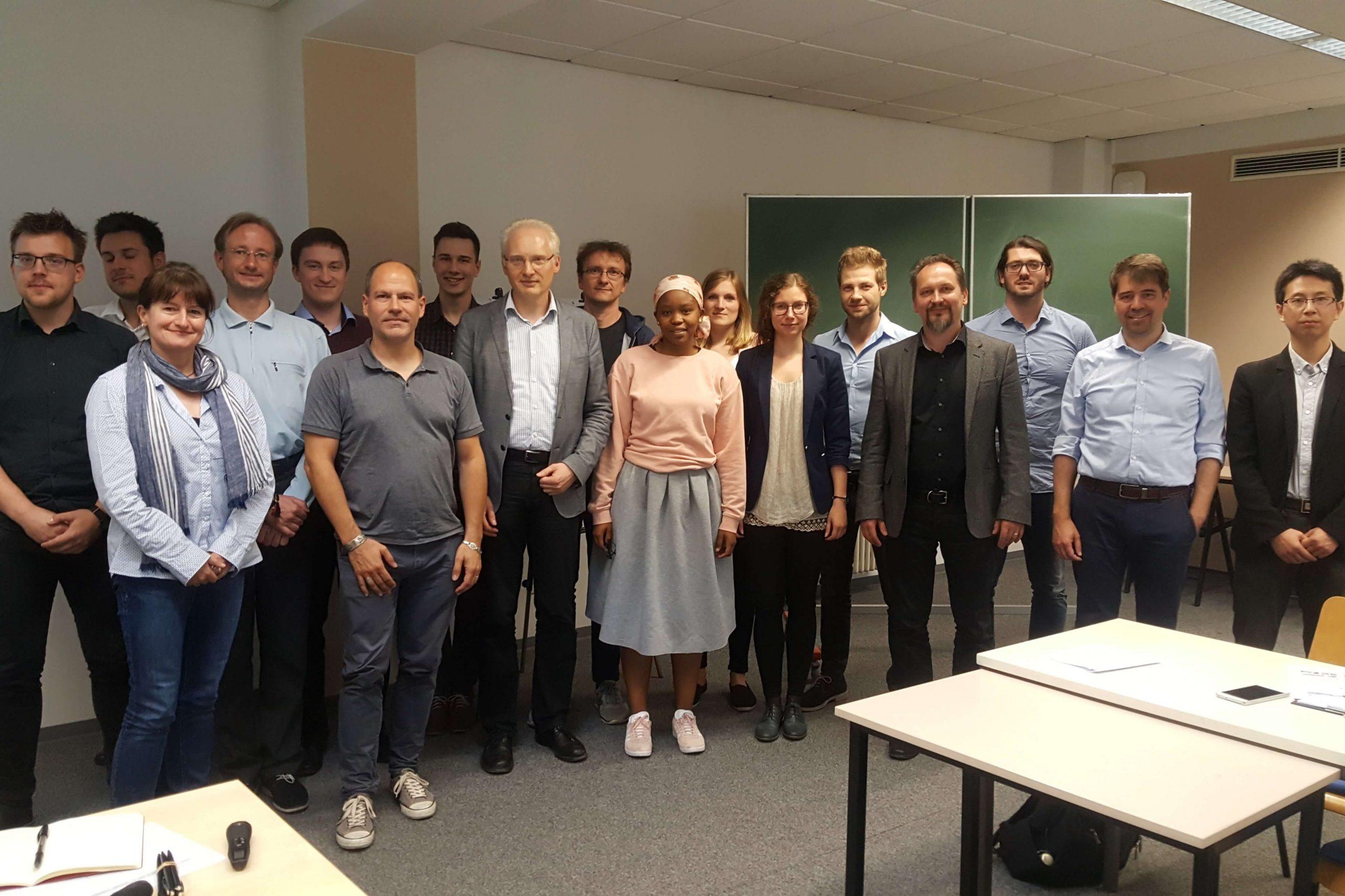 Analytic-Group, Berlin, 13.06.2018