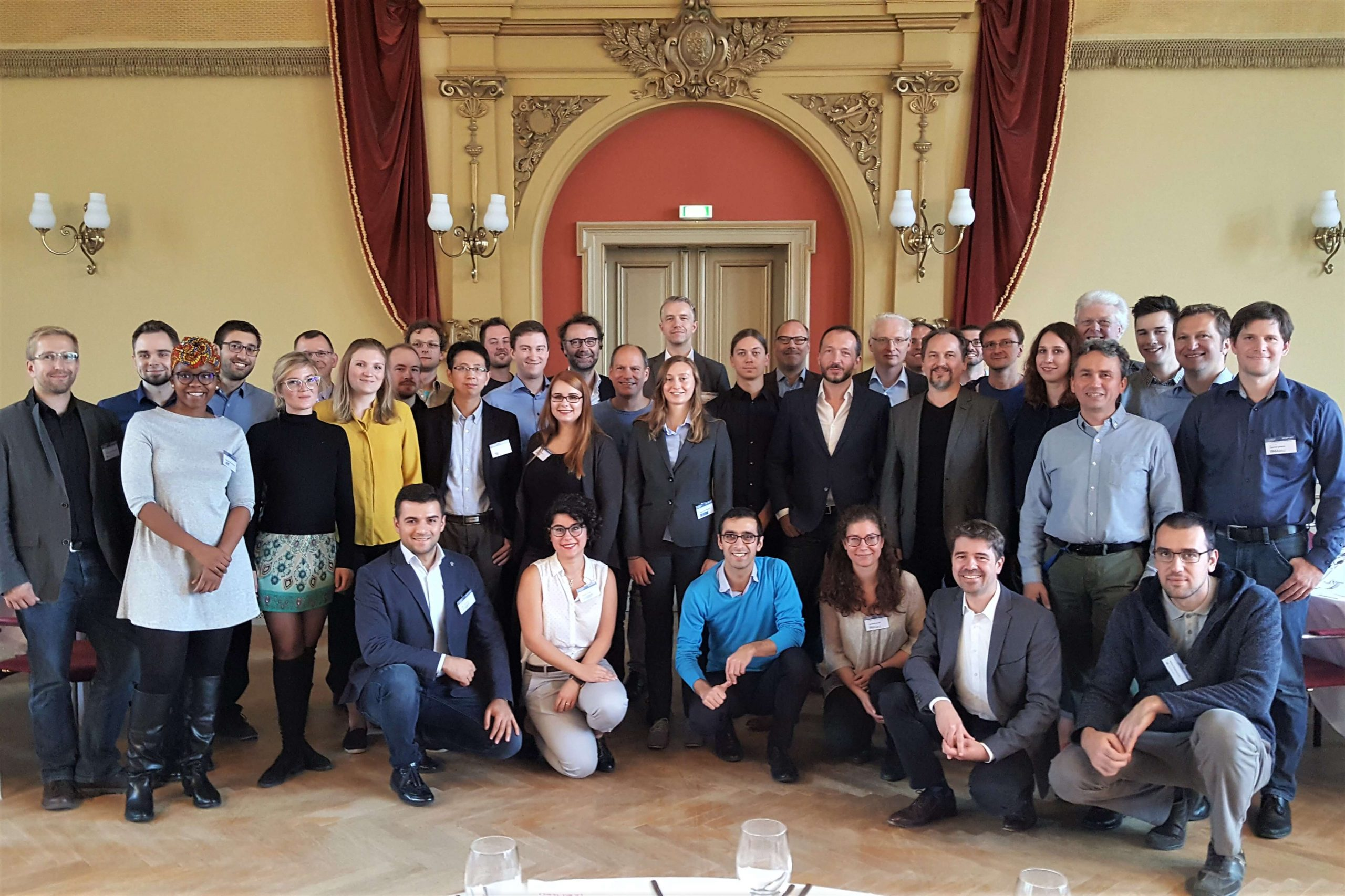 1st annual meeting, Dresden, 27.-28.09.2018