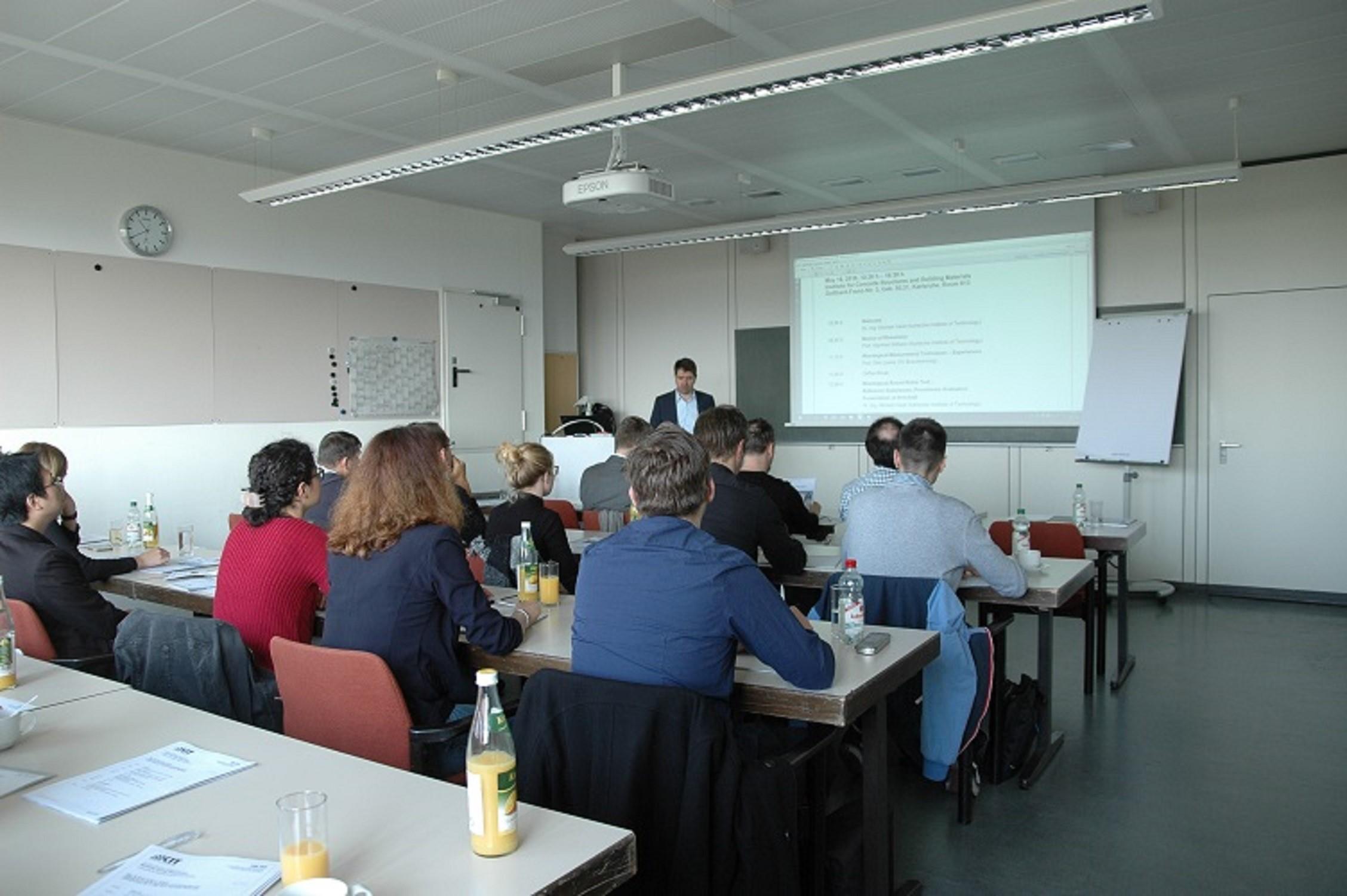 Presenation of working group rheometry